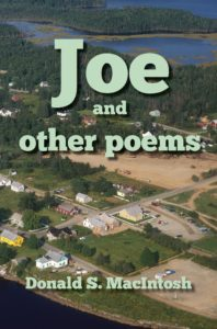 Joe and Other Poems, Artistic Warrior, new published author
