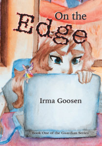 On the Edge by Irma Goosen, published by Artistic Warrior