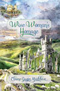 Wise Woman Homage by Elaine Gugin Maddex